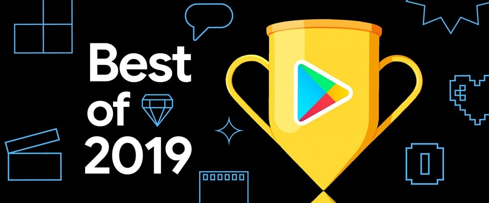 Google Play's Best of Year