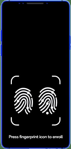 Qualcomm® 3D Sonic Fingerprint Technology