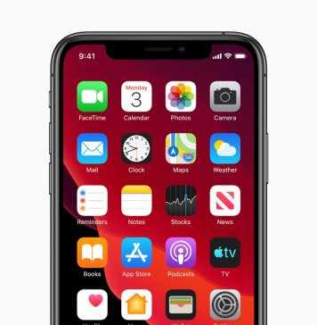 Apple-ios-13-home-screen-1