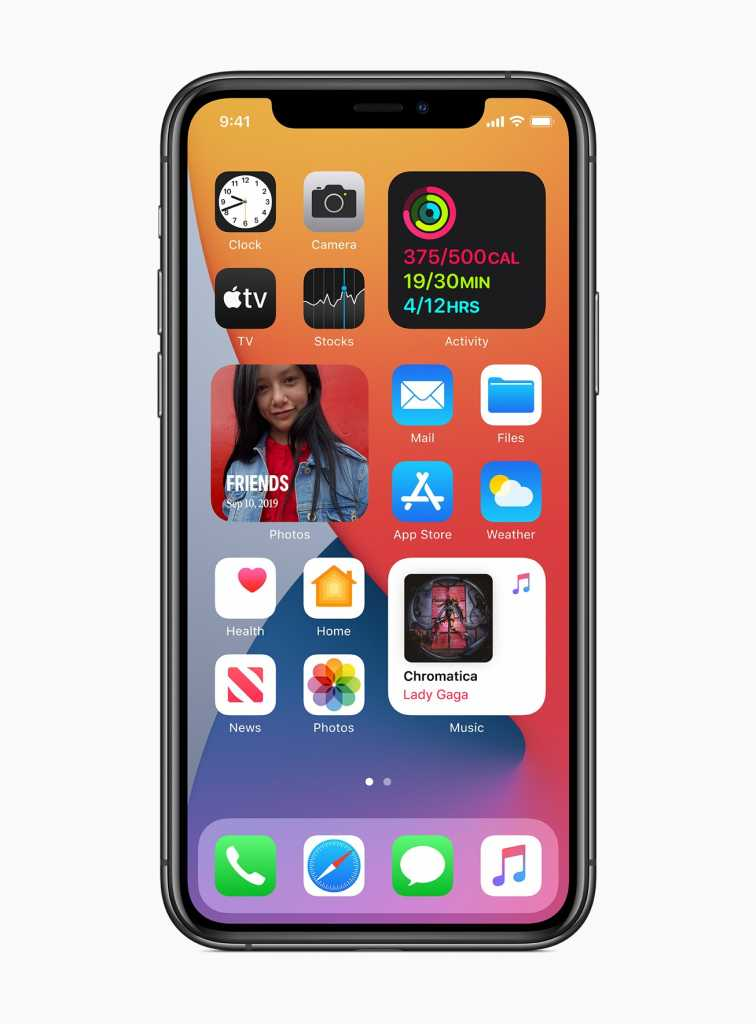 Apple iOS 14 announced at WWDC