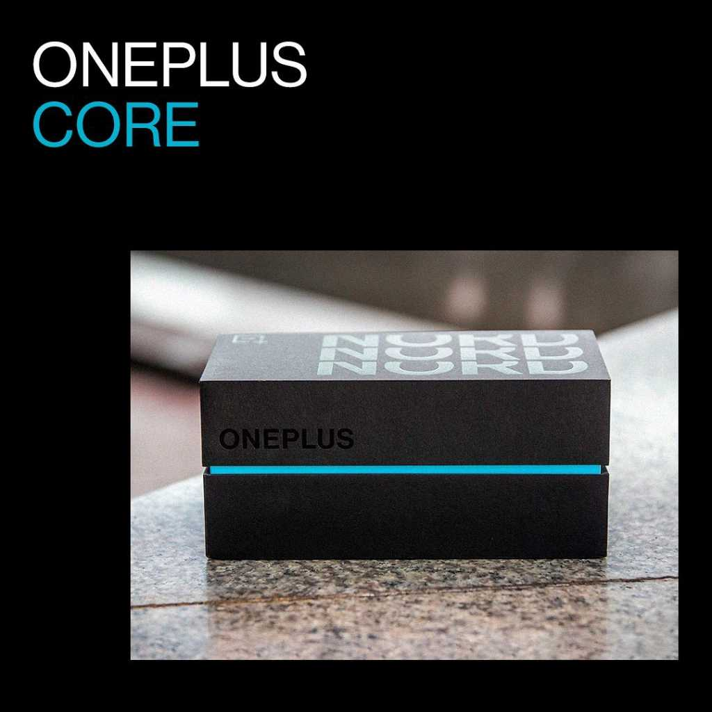 OnePlus Nord Retail Box
